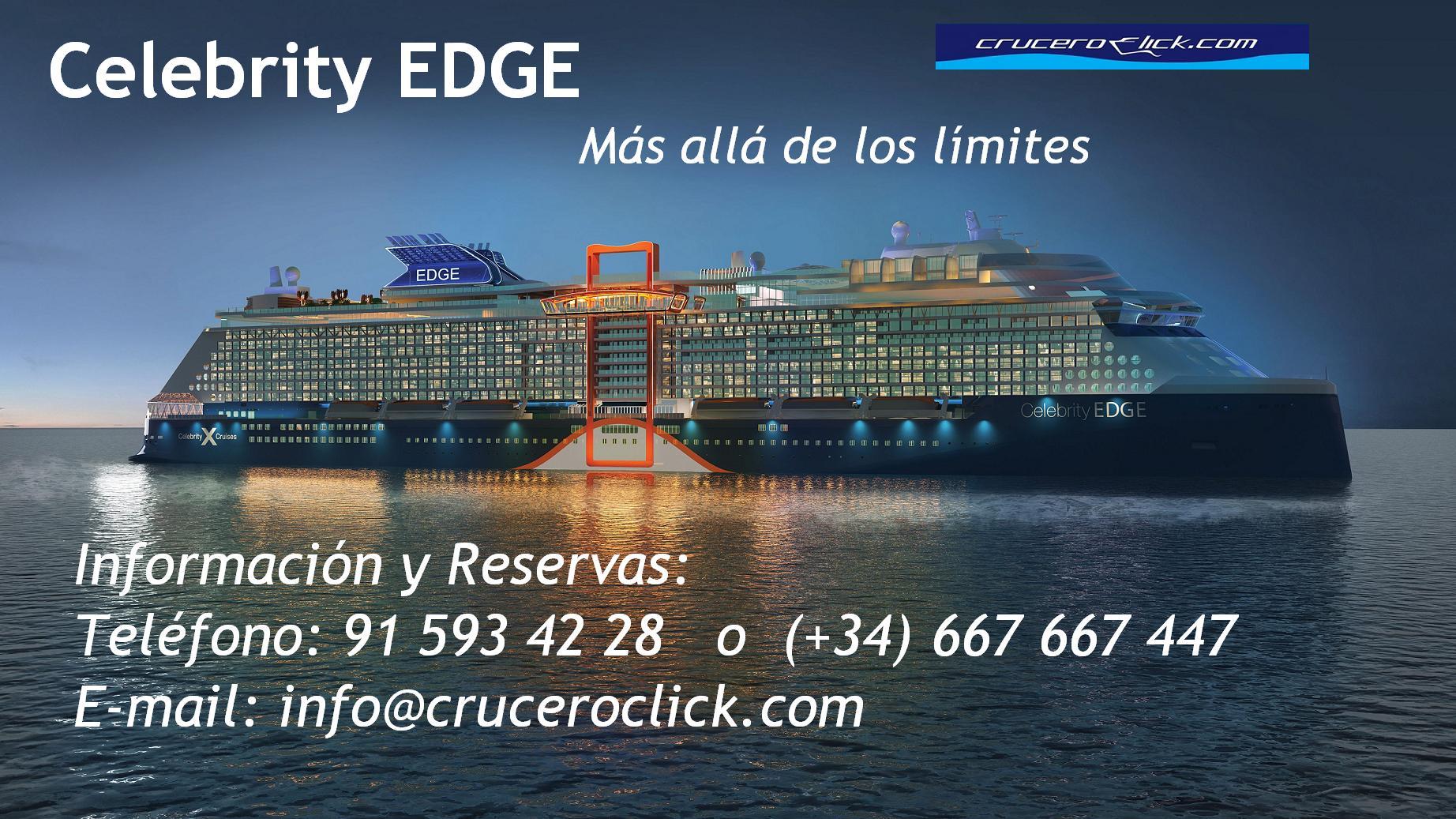 CELEBRITY EDGE CELEBRITY CRUISES NEW SHIP NUEVO BARCO CELEBRITY CRUISES CELEBRITY EDGE PREMIUM CRUISES CRUCEROS CELEBRITY EDGE CRUCEROS DE LUJO CELEBRITYCRUISES CELEBRITYEDGE CRUCEROS MEDITERRANEO CRUCEROS CARIBE BARCO NUEVO CRUCERO NUEVO NEW SHIP #CelebrityCruises #CelebrityEdge #CrucerosCelebrity #Celebrity #Edge #Cruises #NewShip #LuxuryCruises #NewCruiseShip #MagicCarpet #EdenRestaurant #Surprise #Vacation #Vacaciones #Crucerosdelujo #Cruceros #ReservaCruceros #CruceroClick