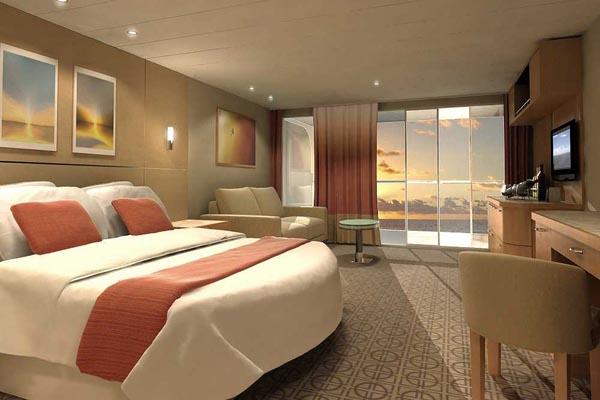 Crucero mar adriatico y croacia italia malta y croacia for Celebrity equinox cabins photos