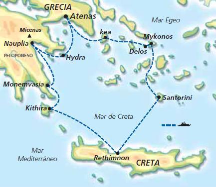 Itinerarios de cruceros Celebrity Cruises - Premiium- en ...