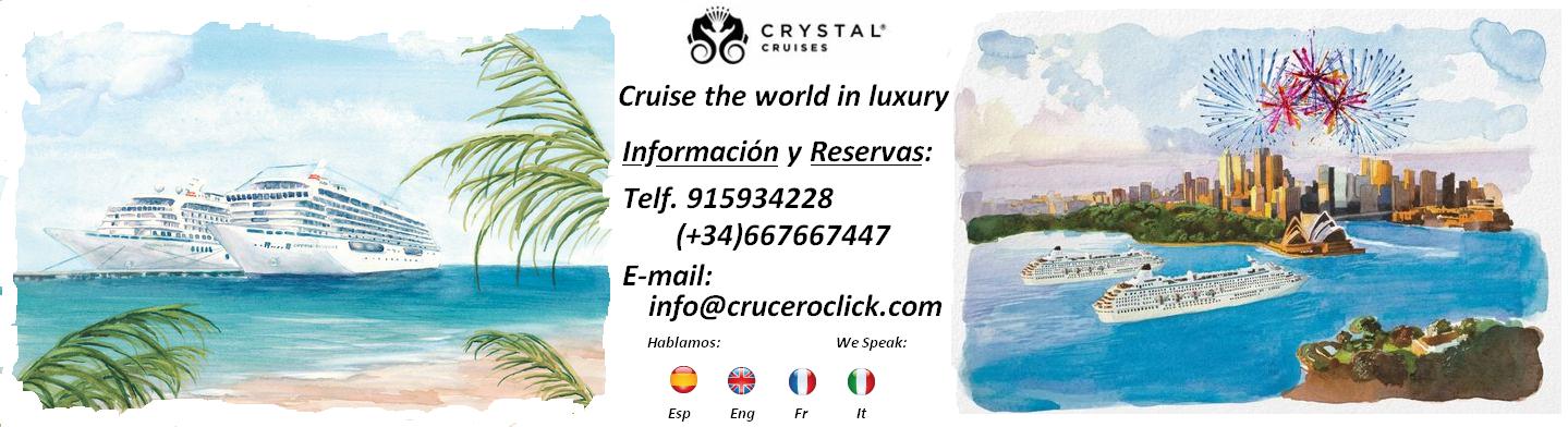 CRUCEROS DE LUJO CRUCEROS CRYSTAL CRUISES CRYSTAL SYMPHONY CRUISES CRYSTAL SERENITY CRUISES CRUCEROS CRYSTAL SYMPHONY CRUCEROS CRYSTAL SERENITY CRUCEROS CRISTAL CRUCEROS DE LUJO LUXURY CRUISES CRYSTAL LUXURY CRUISES #CrucerosCrystal #CrystalCruises #CrystalSymphony #CrystalSerenity #CrystalLuxury #CrucerosLujo #CrucerosMillonarios #ViajesExclusivos #ViajesMillonarios #ViajesAltoNivel #ViajesRefinados #ViajesSinNiños #CrucerosSinNiños #CrucerosLujo #CrucerosSuite #TodoSuites #CrucerosEnSuite #CrucerosPocosPasajeros #ReservadeCruceros #CrystalCruisesContact #ReserveCrystalCruises #ReservaCruceros #CrystalSerenity #CrystalSymphony #CrystalEsprit