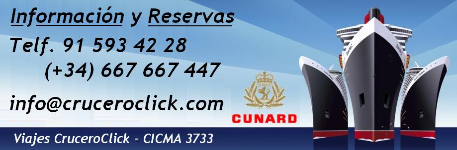 RESERVA DE CRUCEROS CUNARD: Telf. 91 593 42 28 (desde España), (+34) 667 667 447 (desde fuera de España -también whatsapp-) o en el mail info@cruceroclick.com   CRUCEROS CUNARD CRUCEROS QUEEN MARY 2 CRUCEROS TRANSATLANTICOS SOUTHAMPTON NEW YORK CRUCEROS DE EUROPA A AMERICA CRUCEROS CUNARD QUEEN MARY 2 CRUCEROS BRITANICOS TRANSATLANTIC CROSSING CUNARD QUEEN MARY 2 WESTBOUND CROSSING EASTBOUND CROSSING CUNARD CRUISES QUEEN MARY 2 NEW YORK CRUISES RESERVAS CUNARD RESERVAS QUEEN MARY 2 #Cunard #QueenMary2 #TransatlanticCrossing #Cruises #CunardLine #QM2 #OceanLiner #CruceTransatlantico #Transatlantico #AgenciadeViajes #ReservaCruceros #EspecialistasenCruceros #CunardLineReservas #Mundomar #MundomarReservaCruceros #ReservasCunard #ReservasQueenMary2 #ContratarCruceros #CruiseSpecialist