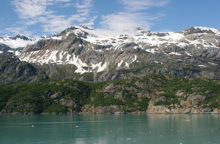 Paisajes de Alpes,Montañas, Hermosas (Alaska)