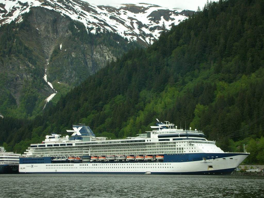 Celebrity Cruises - Cruise Port Seattle