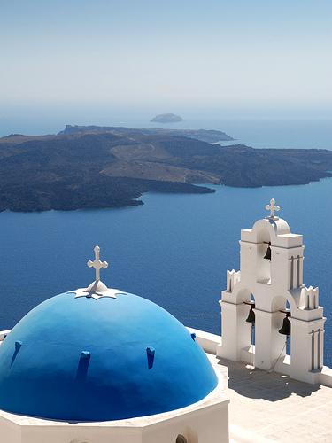 OFERTA CRUCEROS ISLAS GRIEGAS Santorini GRECIA