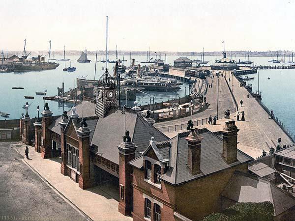 Puerto de Southampton