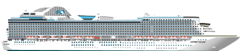 CRUCEROS CROWN PRINCESS DESCUENTOS CROWN PRINCESS CRUCEROS PRINCESS OFERTAS