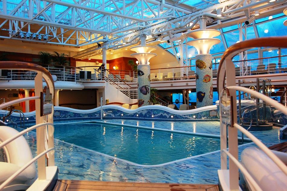 crucero alaska pasaje interior y glacier bay desde san