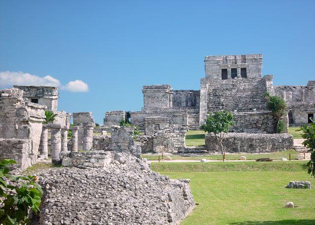 Las espectaculares Ruinas Mayas de Tulum
