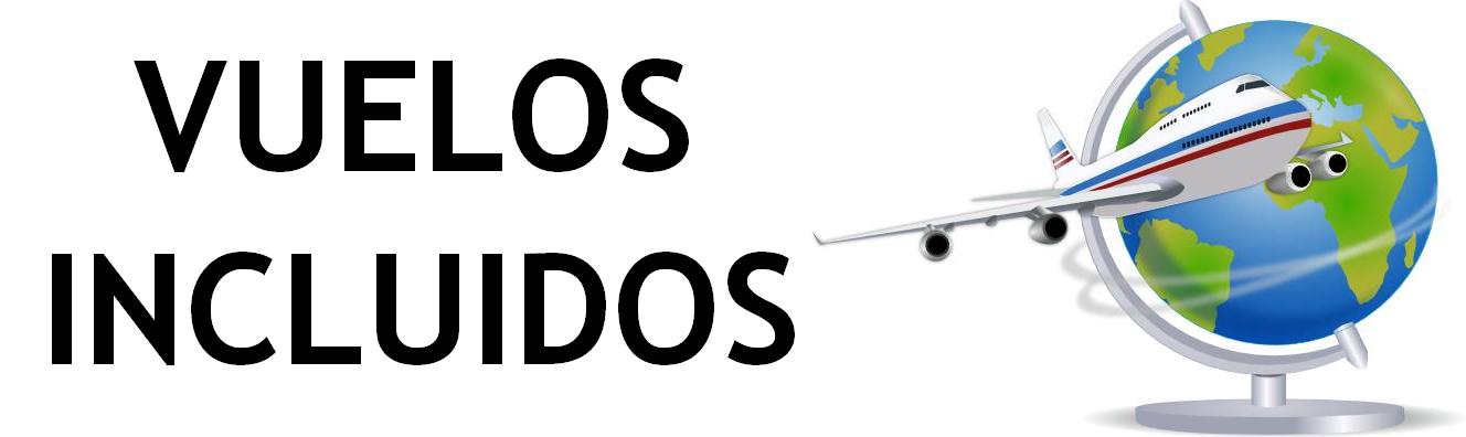 VUELOS INCLUIDOS CRUCEROS CON VUELOS INCLUIDOS